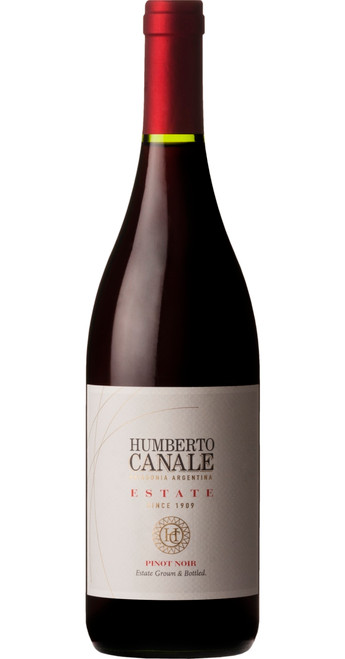 Estate Pinot Noir 2018, Humberto Canale, Patagonia, Argentina