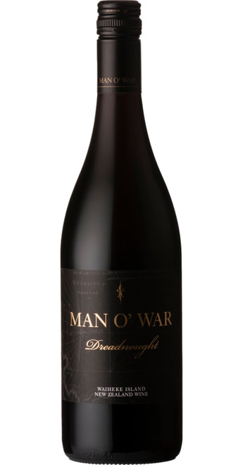 Dreadnought Syrah 2017, Man O' War, Auckland, New Zealand