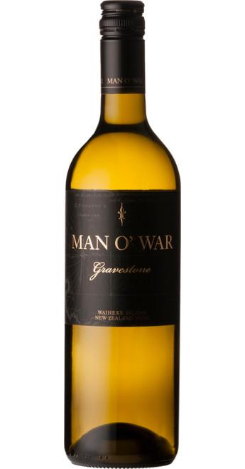 Gravestone Sauvignon Blanc Semillon 2017, Man O' War, Auckland, New Zealand