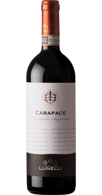 Carapace Sagrantino di Montefalco DOCG Organic 2015, Tenuta Castelbuono, Umbria & Lazio, Italy