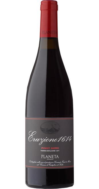 Eruzione 1614 Etna Pinot Nero 2017, Planeta