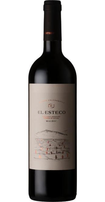 Estate Malbec 2018, El Esteco