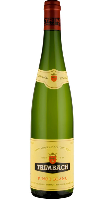 Pinot BlancHalf 2018, Trimbach, Alsace, France