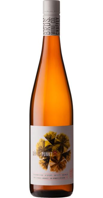 Düfte Punkt Riesling Gewürztraminer Kerner 2018, Chaffey Bros. Wine Co.