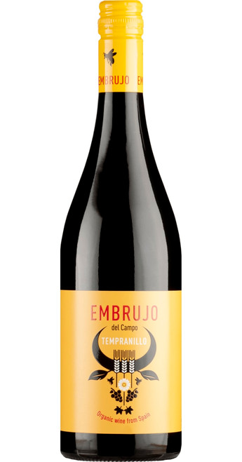 Organic Tempranillo 2019, Embrujo