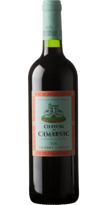Vieilles Vignes, Bordeaux Supérieur 2017, Château Camarsac