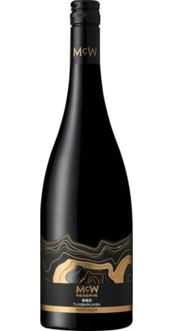 660 Reserve Pinot Noir 2018, McWilliams