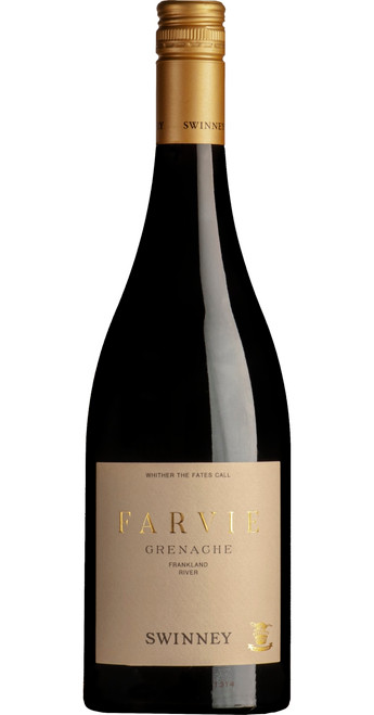 Farvie Frankland River Grenache 2018, Swinney Vineyards