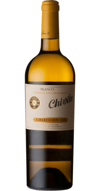 Colección 125 Chardonnay 2017, J. Chivite Family Estates