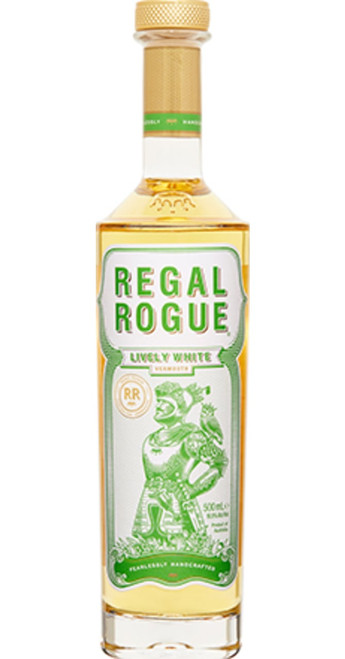 Regal Rogue Lively White Vermouth