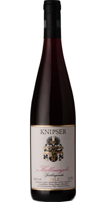 Kalkmergel Spätburgunder 2014, Knipser