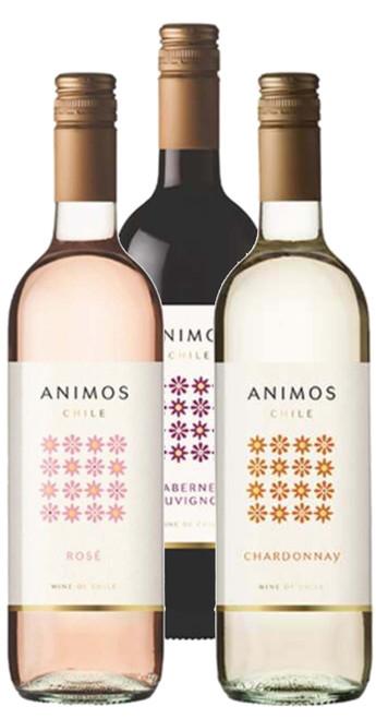 6 bottle Mixed Animos Case
