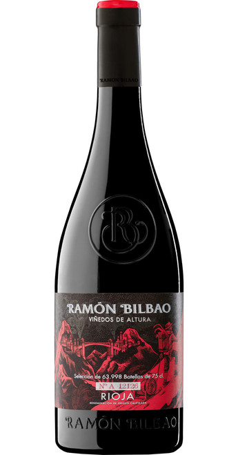 Rioja Viñedos de Altura 2017, Ramon Bilbao