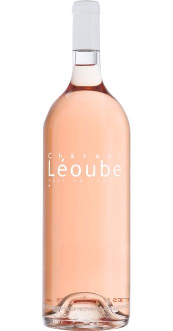 Rose de Léoube Organic Rosé Magnum 2019, Château Léoube