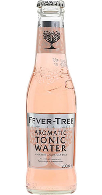 Fever-Tree Aromatic Tonic Water Pack of 12