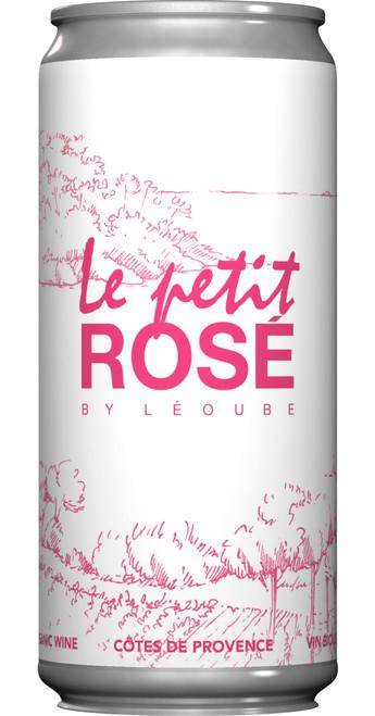 Le Petit Rose by Leoube, Château Leoube