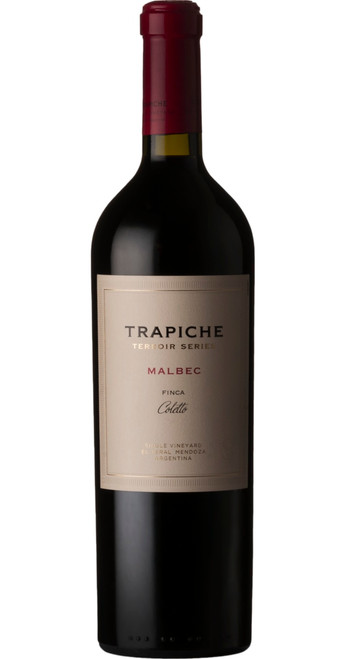 Terroir Series Finca Coletto 2017, Trapiche