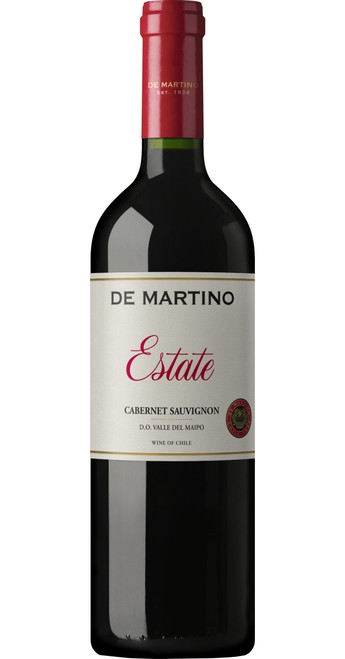 Estate Cabernet Sauvignon 2018, De Martino - Estate