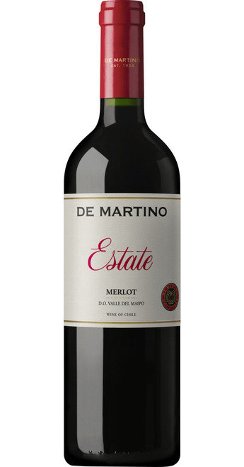 Estate Merlot 2019, De Martino