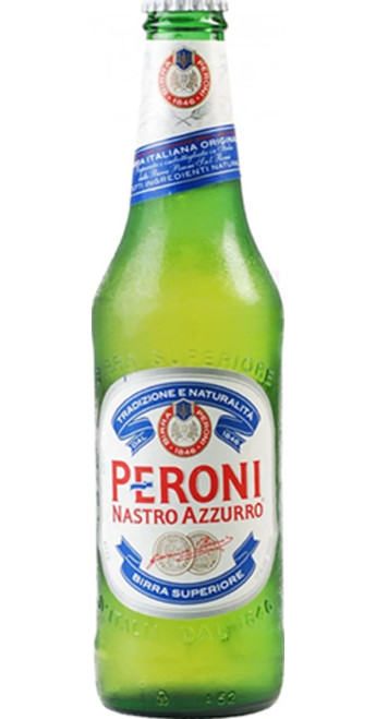 Peroni Peroni Nastro Azzurro Case of 24 x 330ml Pack of 24