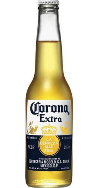 Corona Extra Corona Extra Beer Case of 24x330ml Pack of 24