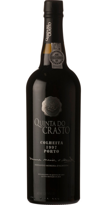 Colheita 2001, Quinta Do Crasto