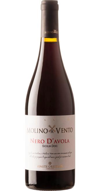 Nero d'Avola, IGT Terre Siciliane 2019, Molino a Vento