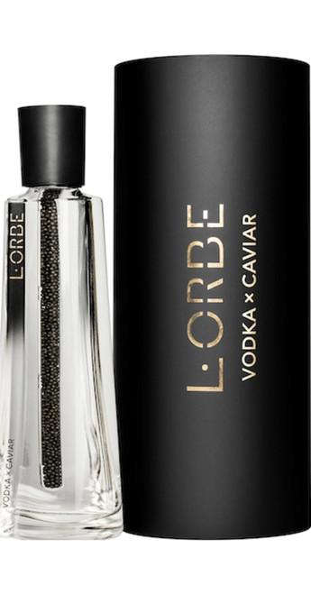 L'Orb L'Orbe Vodka x Caviar 3/50 40%