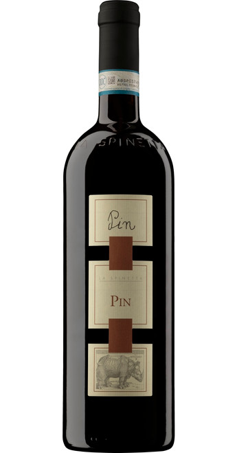 Pin Monferrato Rosso DOC 2015, La Spinetta