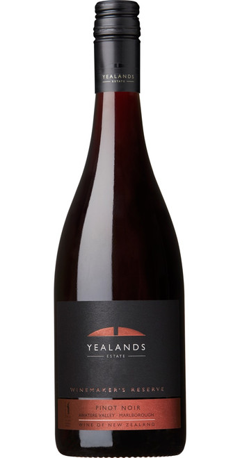 Winemaker's Reserve Awatere Valley Pinot Noir 2016, Yealands Estate