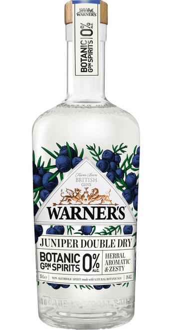 Warner's Gin 0% Juniper Double Dry