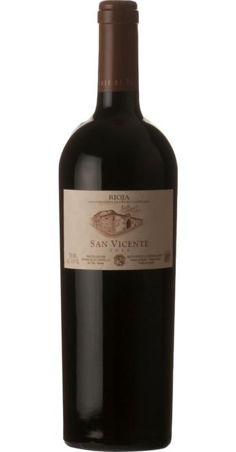 Rioja San Vicente magnum 1994, Senorio de San Vicente