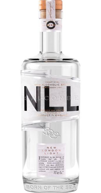 Salcombe Distillery New London Light 'NLL' Non Alcoholic Spirit