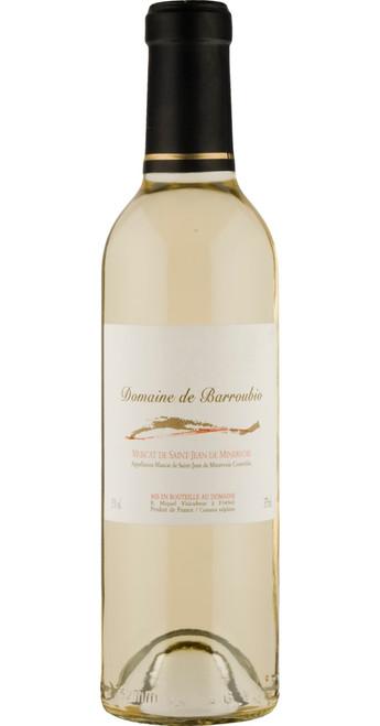 Muscat de Saint Jean de Minervois 37.5cl 2019, Domaine de Barroubio