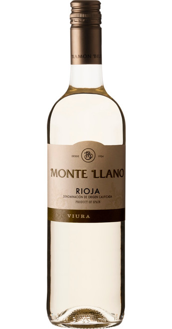 Monte Llano Blanco Rioja 2019, Ramón Bilbao