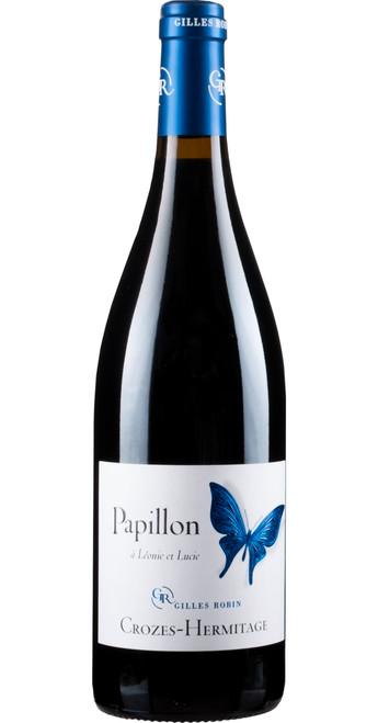 Crozes-Hermitage 'Papillon' 2019, Gilles Robin