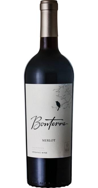2017 Merlot, Bonterra Organic Vineyards 2017, Bonterra