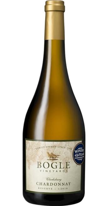 Reserve Chardonnay 2018, Bogle Vineyards