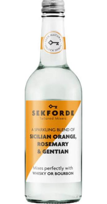 Sekforde Sicilian Orange, Rosemary & Gentian Mixer 500ml