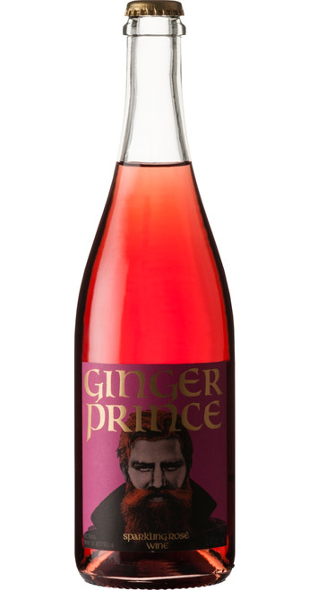 NV Ginger Prince Sparkling Rose, Fowles Wine, Fowles Wine