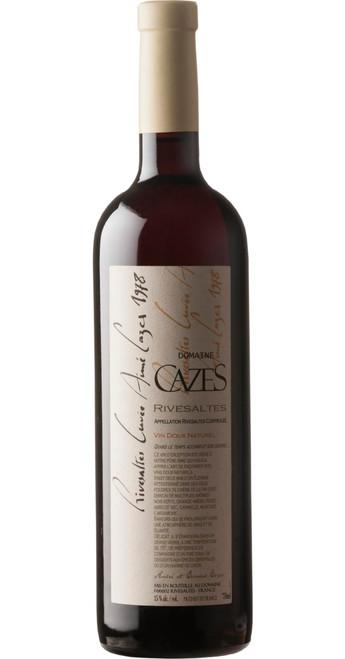 Rivesaltes Cuvée Aimé Cazes 1978, Domaine Cazes - Fortified Wines