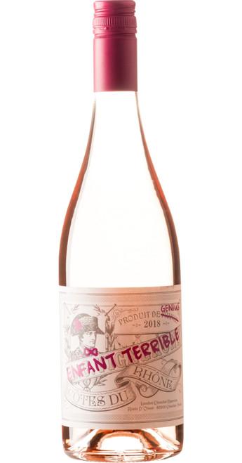 L'Enfant Terrible Côtes du Rhône Rosé 2018, Maison Sinnae