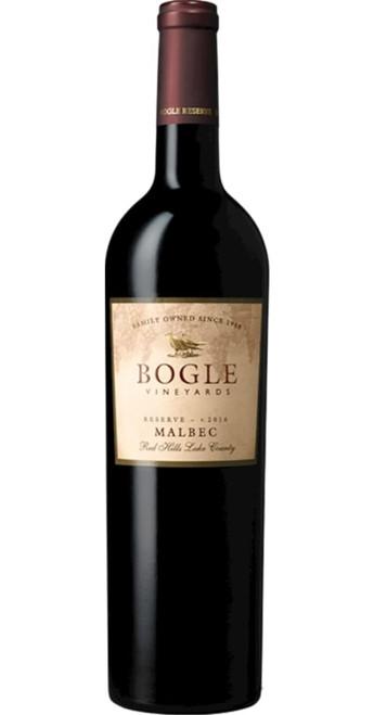 Reserve Malbec 2016, Bogle Vineyards