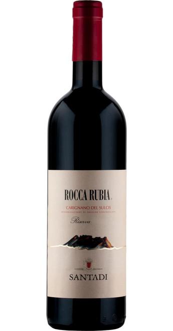 Carignano del Sulcis Riserva, Rocca Rubia 2018, Santadi