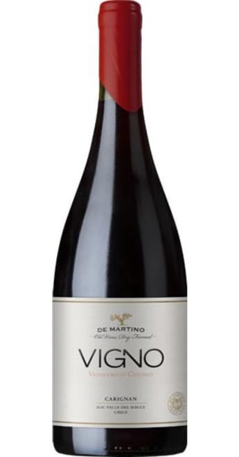 Old Vine VIGNO Carignan 'La Aguada' Field Blend 2019, De Martino