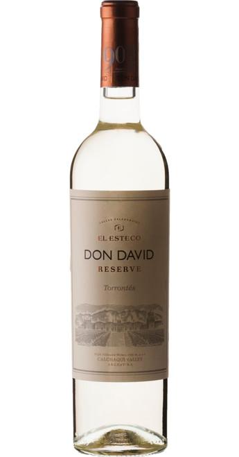 Don David Torrontés 2020, El Esteco