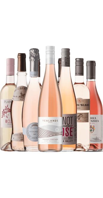 Rosé Mixed 12 Bottle Case