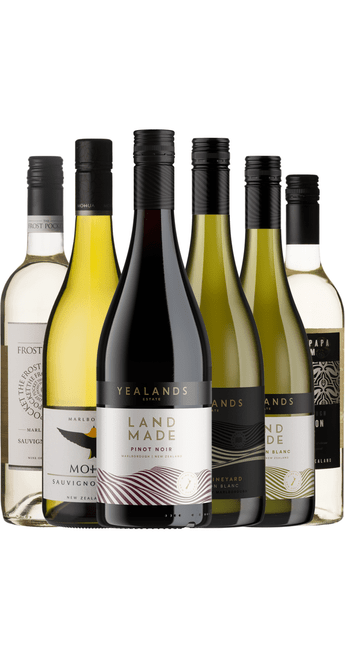New Zealander Mixed Six Bottle Case