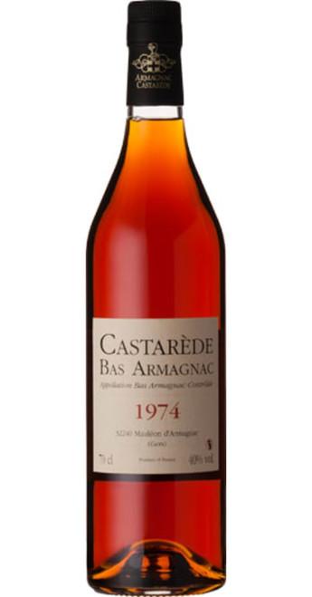 Armagnac Castarède Vintage Bas Armagnac 1989
