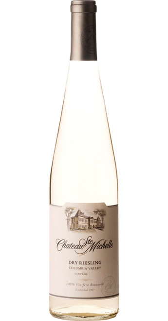 Dry Riesling 2019, Chateau Ste Michelle